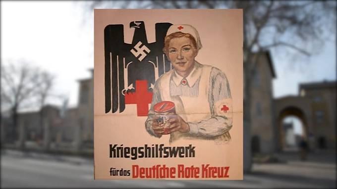 Nacistický propagační leták