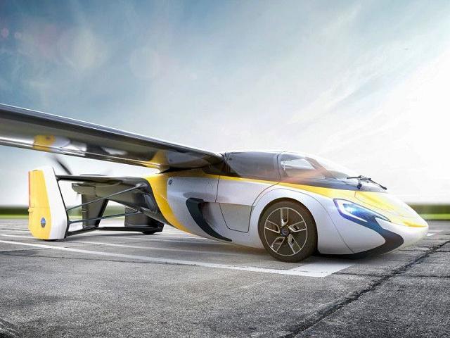 Aeromobil představuje létající auto, které už není jen prototypem