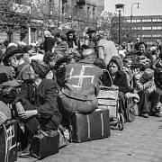 Transport sudetských Němců