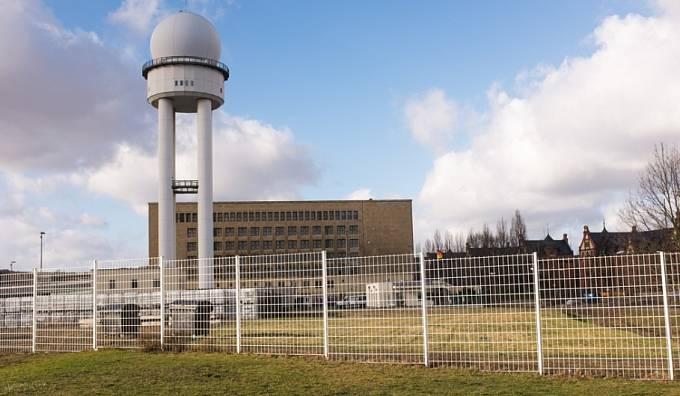Berlínské letiště Tempelhof