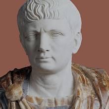 Busta císaře Caliguly