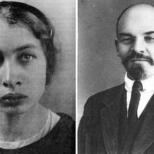Fanny Kaplanová / V.I. Lenin