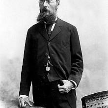 Emil Škoda v roce 1890