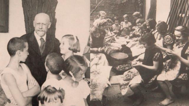 Janusz Korczak šel dobrovolně na smrt