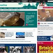 Nový web s novým logem Český rozhlas Vysočina