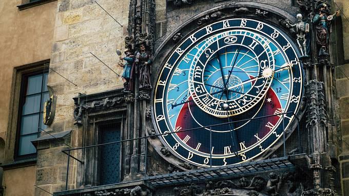 Staroměstský orloj skrýval tajemství.
