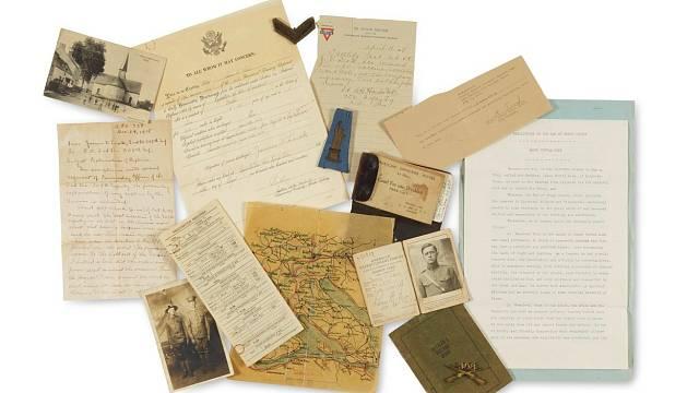 Dopisy z vojny jsou cenným historickým materiálem