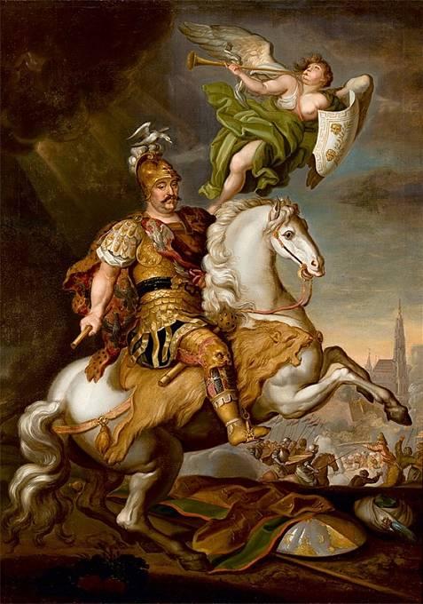 Portrét Jana III. Sobieského.