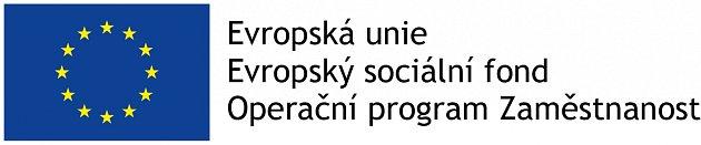 Logo Evropského sociálního fontu