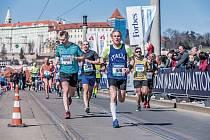 Sportisimo 1/2Maraton Praha.