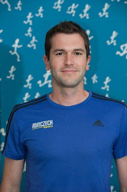 Tomáš Coufal, manažer regionálních běhů RunCzech.