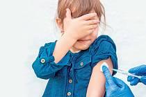 Očkování. Ilustrační foto.