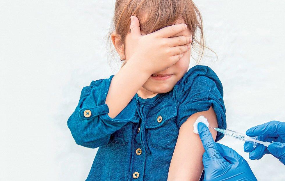VČesku se povinně očkuje proti devíti nemocem.