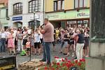 Demonstrace v Roudnici nad Labem, 11. června 2019