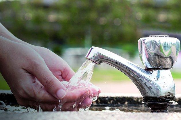 Voda. Ilustrační foto.