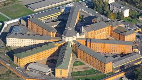 Věznice v Plzni na Borech. Ilustrační foto.