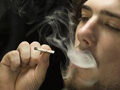Marihuana. Ilustrační foto.