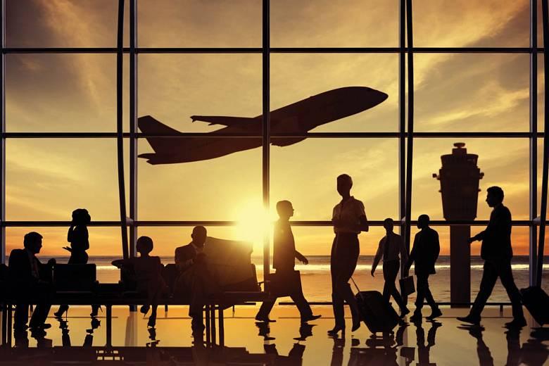 Letiště. Ilustrační foto.
