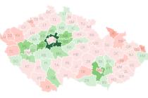 Stěhování v okresech. Ilustrační foto.