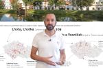 Data - názvy obcí