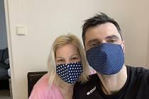 Tomáš Fila s manželkou Lindou