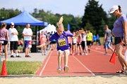 Sazka Olympijský víceboj. Ilustrační foto.
