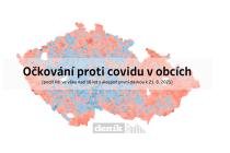 Očkování proti covidu v obcích.