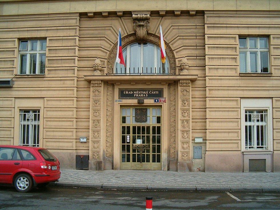 Radnice městské části Praha 5
