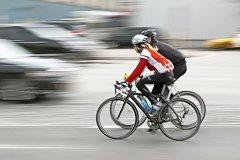 Cyklisté. Ilustrační foto.