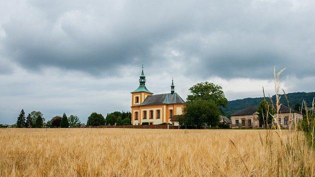 Kostel. Ilustrační foto.