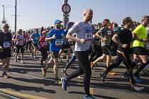 Závod RunCzech běžecké ligy. Ilustrační foto.