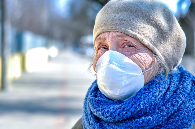 Koronavirus: Informace pro seniory