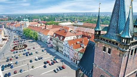 Hradec Králové. Ilustrační foto.