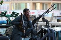 Další teroristický útok v Kábulu