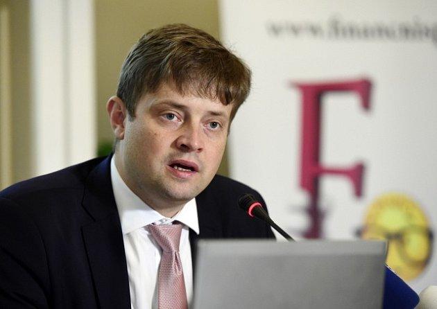Ředitel Finanční správy Martin Janeček.