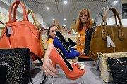 Textil, obuv prodej