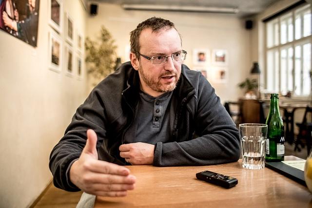 Michal Bláha, autor Hlídače EET a nový poradce ministra financí.
