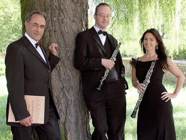 Berlínské trio Ensemble Apeliotes