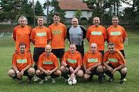 Velká Černoc (v oranžovém) - Březno