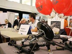 Burza pracovních příležitostí v lounské Zastávce