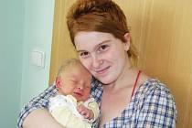 Mamince Martině Šebkové z Černčic se 30. srpna 2013 ve 20.55 hodin narodil syn Miroslav Šebek. Vážil 2535 gramů a měřil 51 centimetrů.