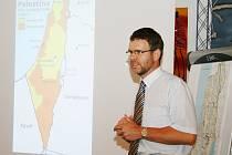Jan Kerner, starosta Loun, hovoří o své návštěvě Izraele