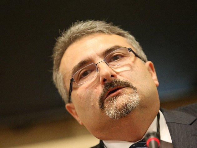Šéf VZP Pavel Horák