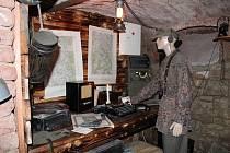 Vojenské muzeum v Libočanech.