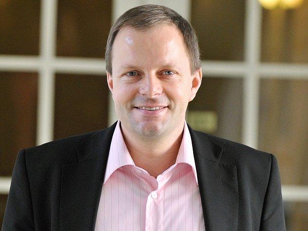 Marcel Chládek, nový ministr školství a senátor za okres Louny.