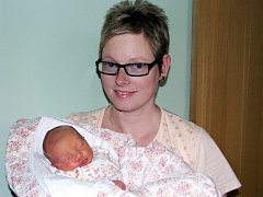 Mamince Lence Menzlové z Loun se 12. prosince 2014 v 8.39 hodin narodila dcerka Mariana Menzlová. Vážila 2645 gramů a měřila 47 centimetrů.
