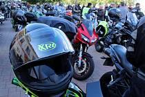 Ve Vroutku bude o víkendu motosraz Laid - Back Riders.