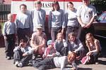Mladí dobrovolní hasiči z Libočan