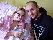Jindřich Kubeš se narodil 17. ledna 2018 v 11.03 hodin rodičům Janě Adamcové a Jiřímu Kubešovi z Loun. Vážil 3340 g a měřil 51 cm.