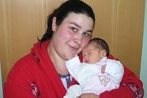 Mamince Aleně Dědinové z Velké Černoce se 28. června 2014 v 11.09 hodin narodila dcerka Terezka Trhlíková. Vážila 2745 gramů a měřila 48 centimetrů.